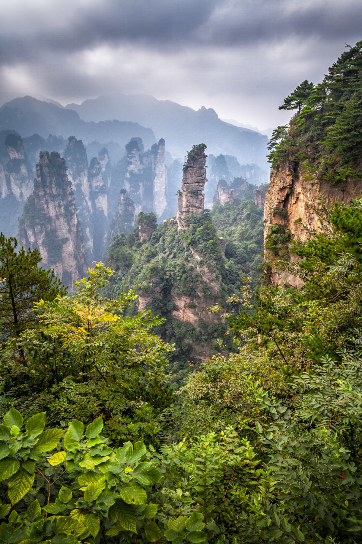 Zhangjiajie-China-14