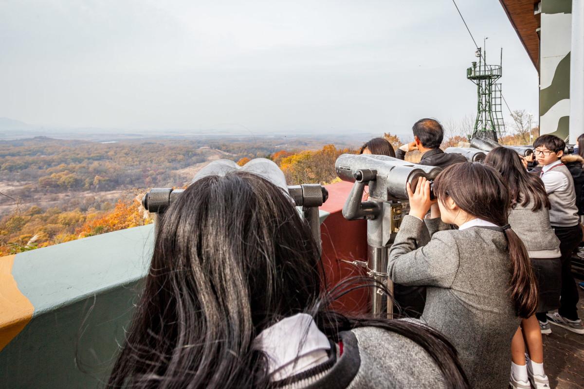 DMZ-Tour-Südkorea-Nordkorea-8