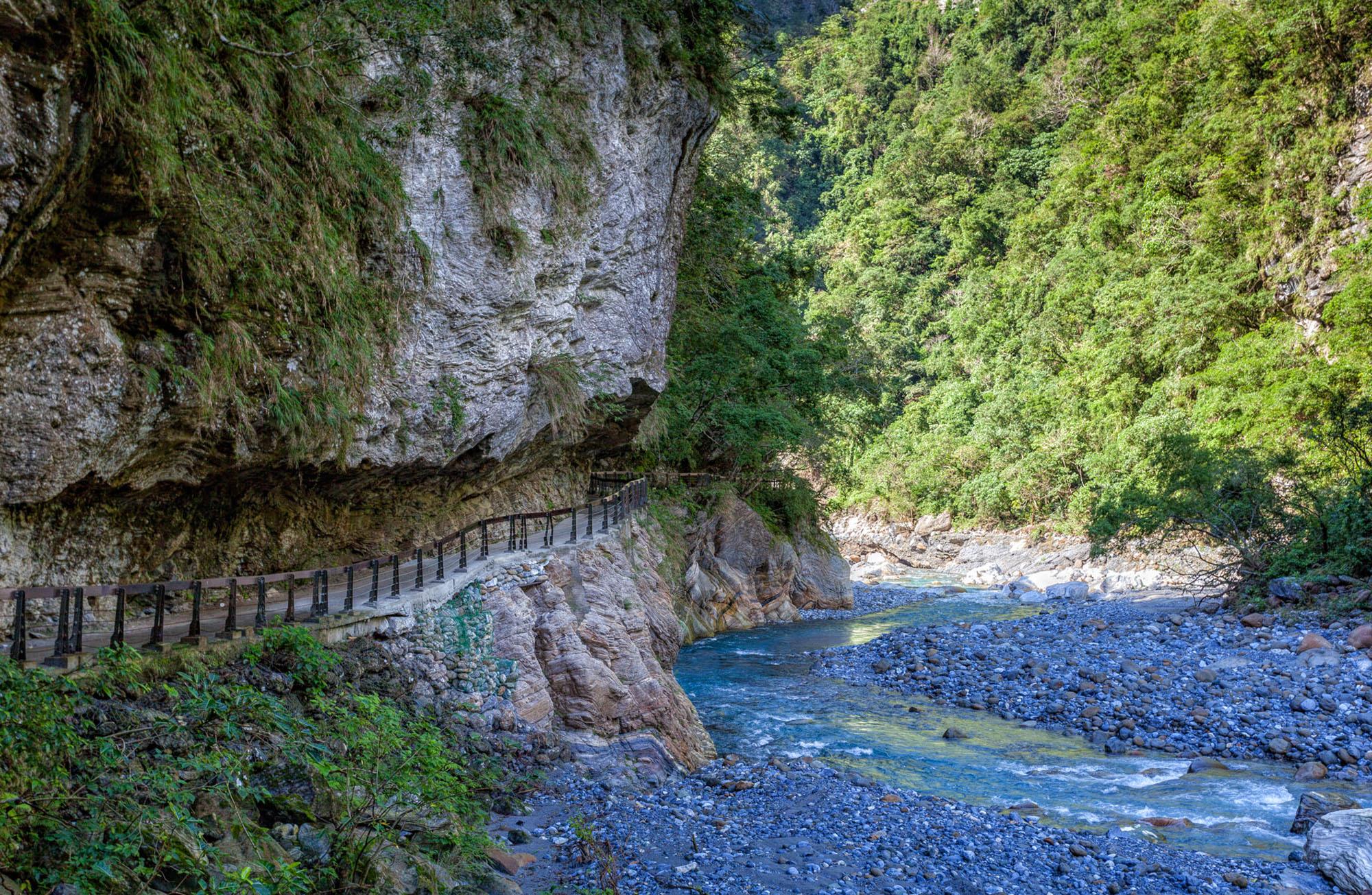 Hualien – Ausflug in den Taroko Nationalpark