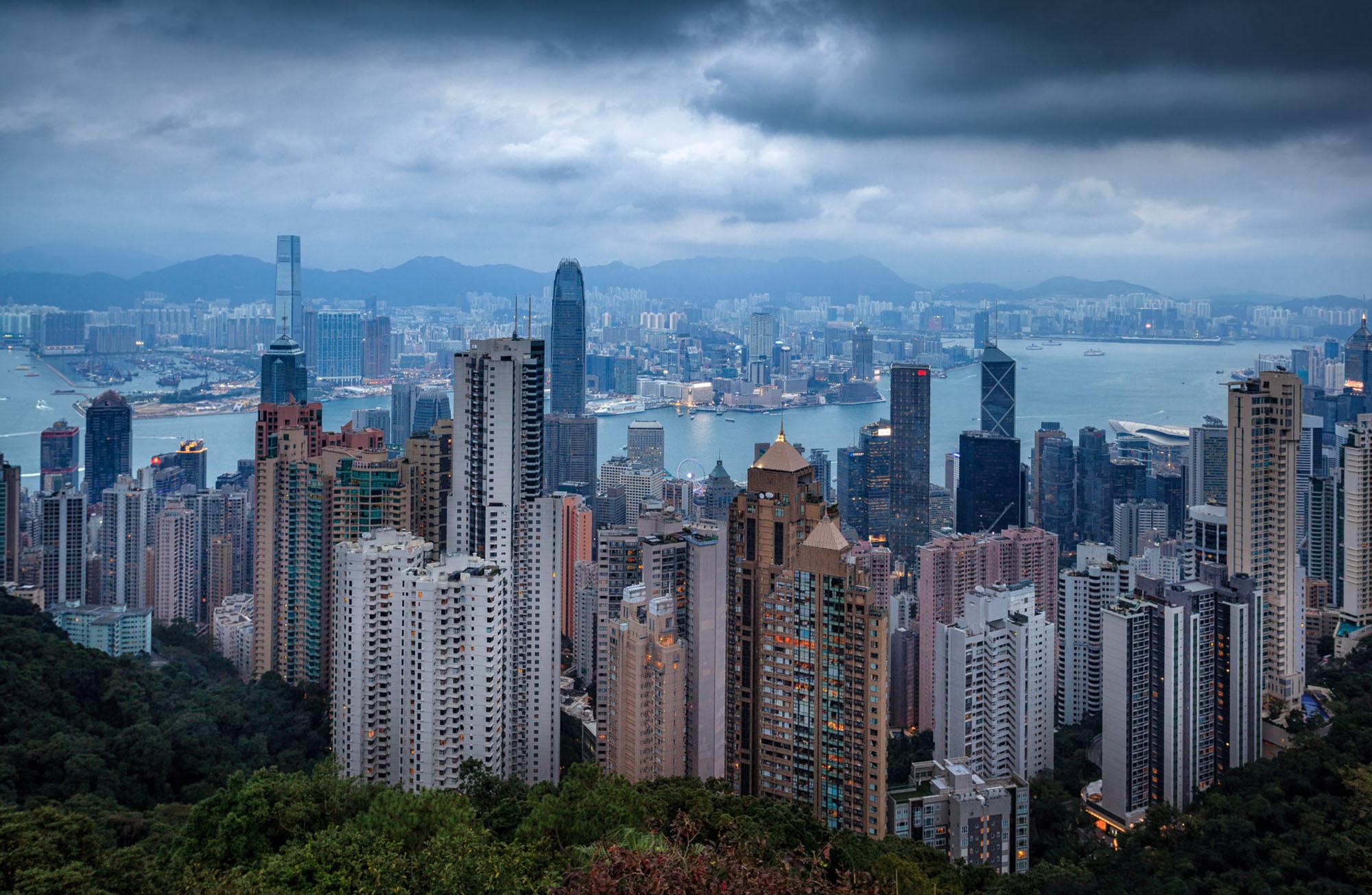 Hong Kong – Vertical Limit