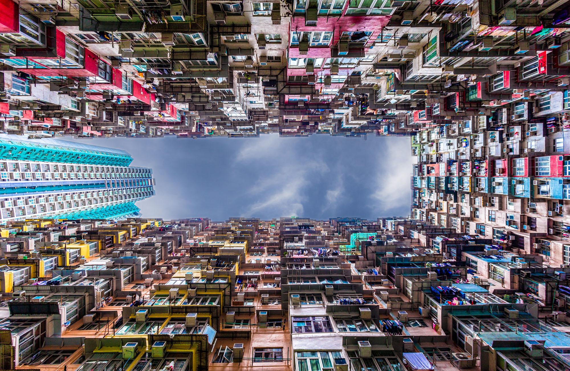 Hong Kong – Hochstapeln