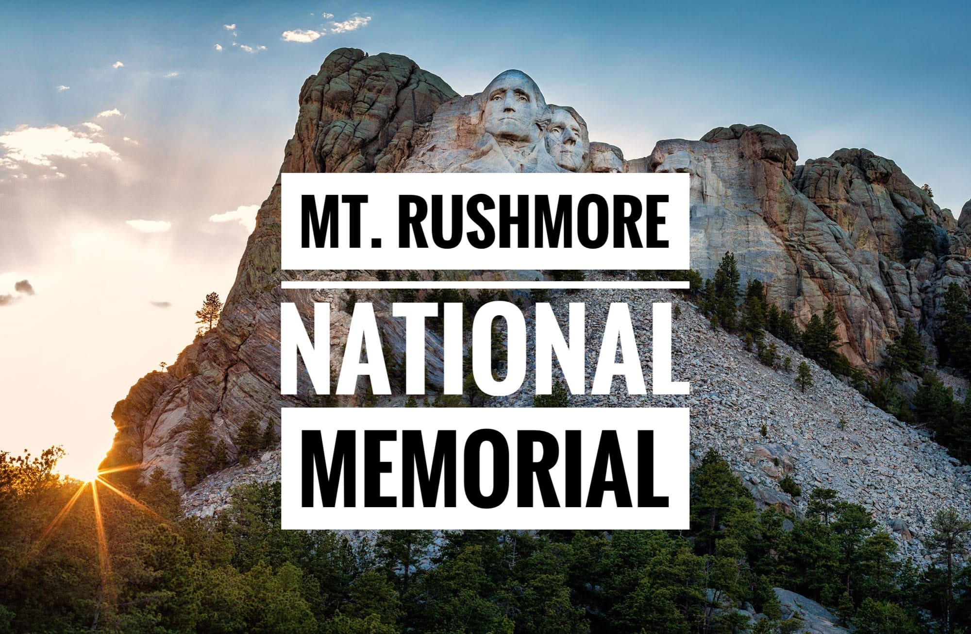 Mt. Rushmore National Memorial – Great Faces, Great Places