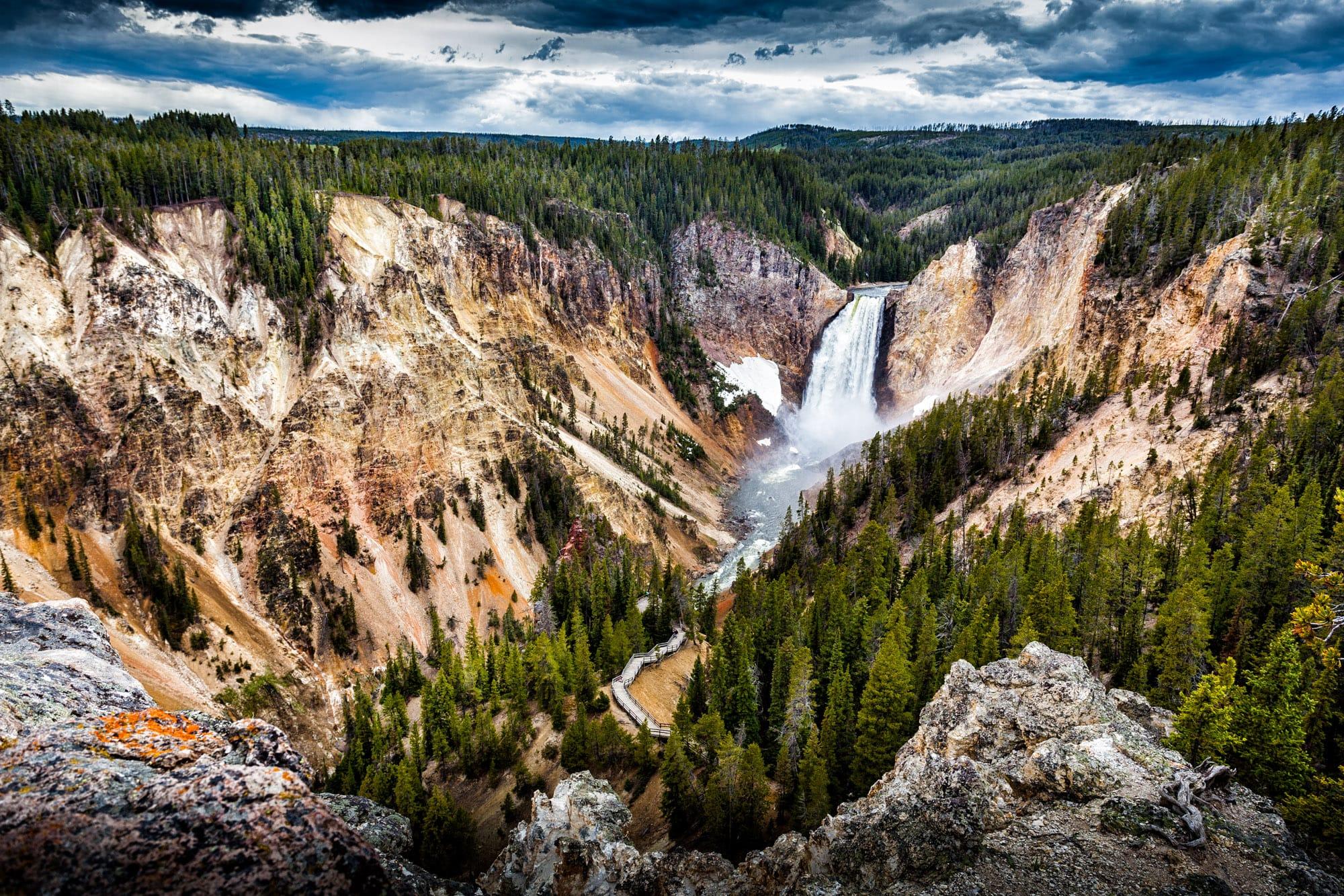 Yellowstone National Park – Der älteste der Welt