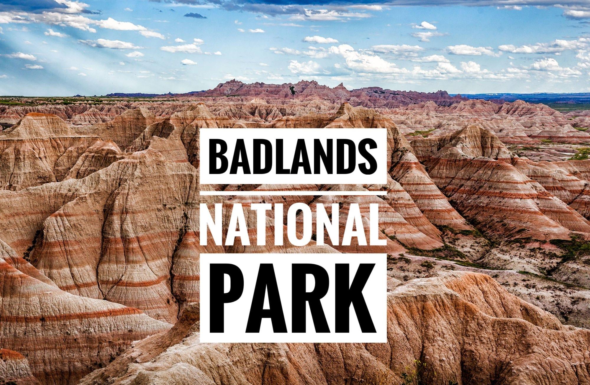 Badlands National Park – Logbuch Roadtrip USA / Tag 15
