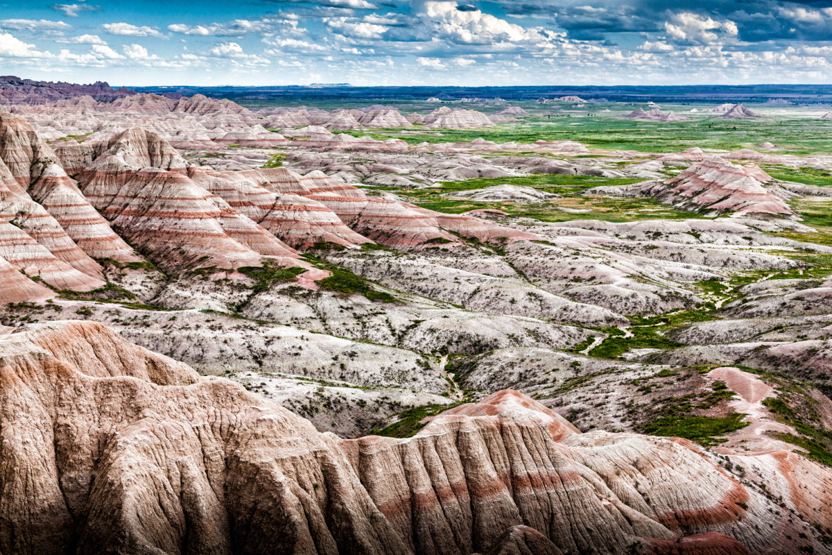 Badlands-Nationalpark-South-Dakota-USA-4