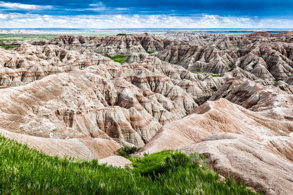 Badlands-Nationalpark-South-Dakota-USA-7