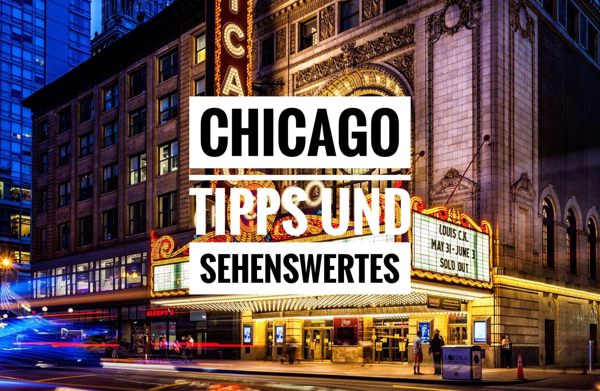 Zwei Gringos in Chicago