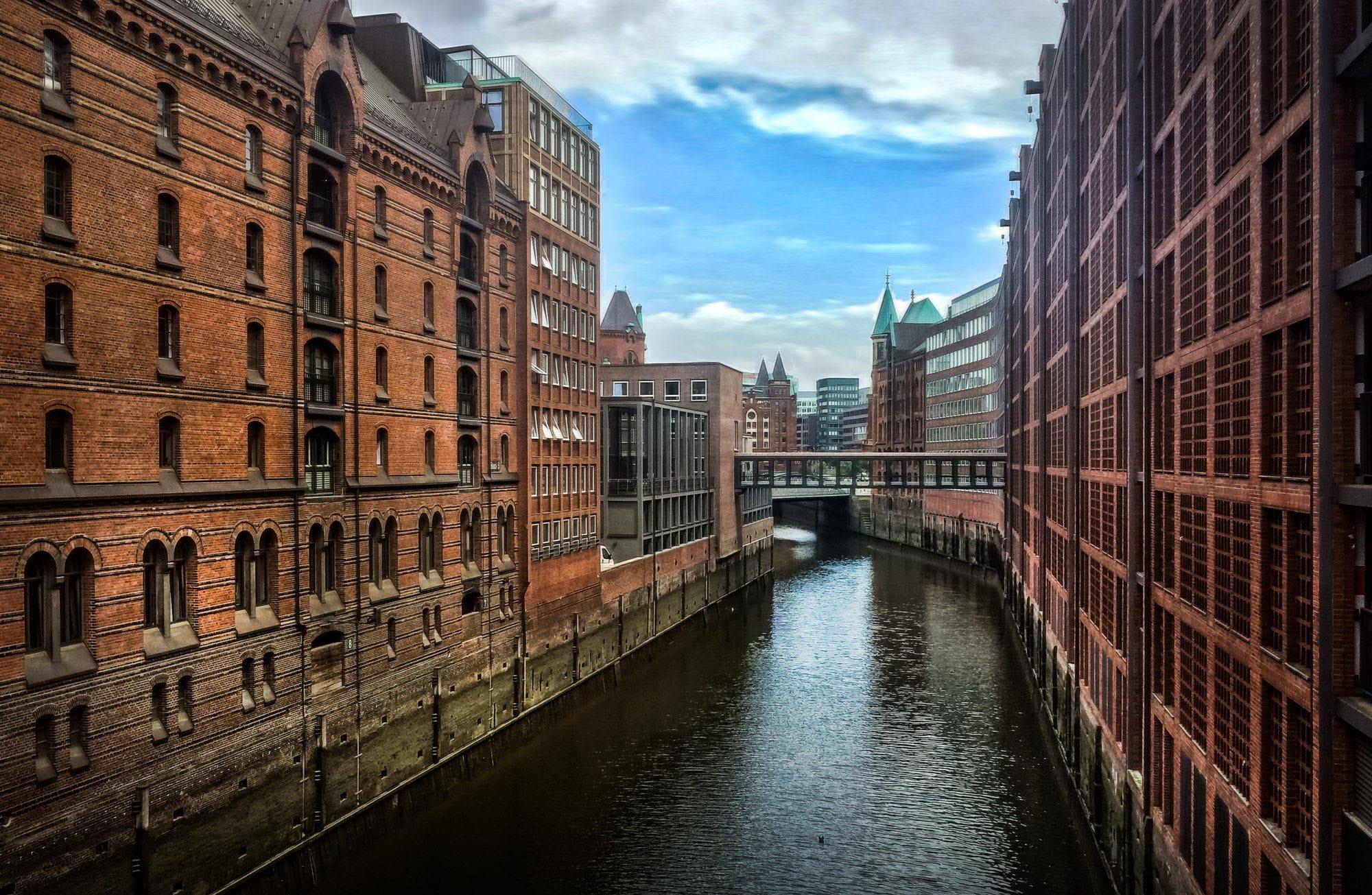 Hamburg – Zum Abschied sag leise Ahoi!