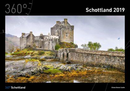 Schottland Kalender 2019