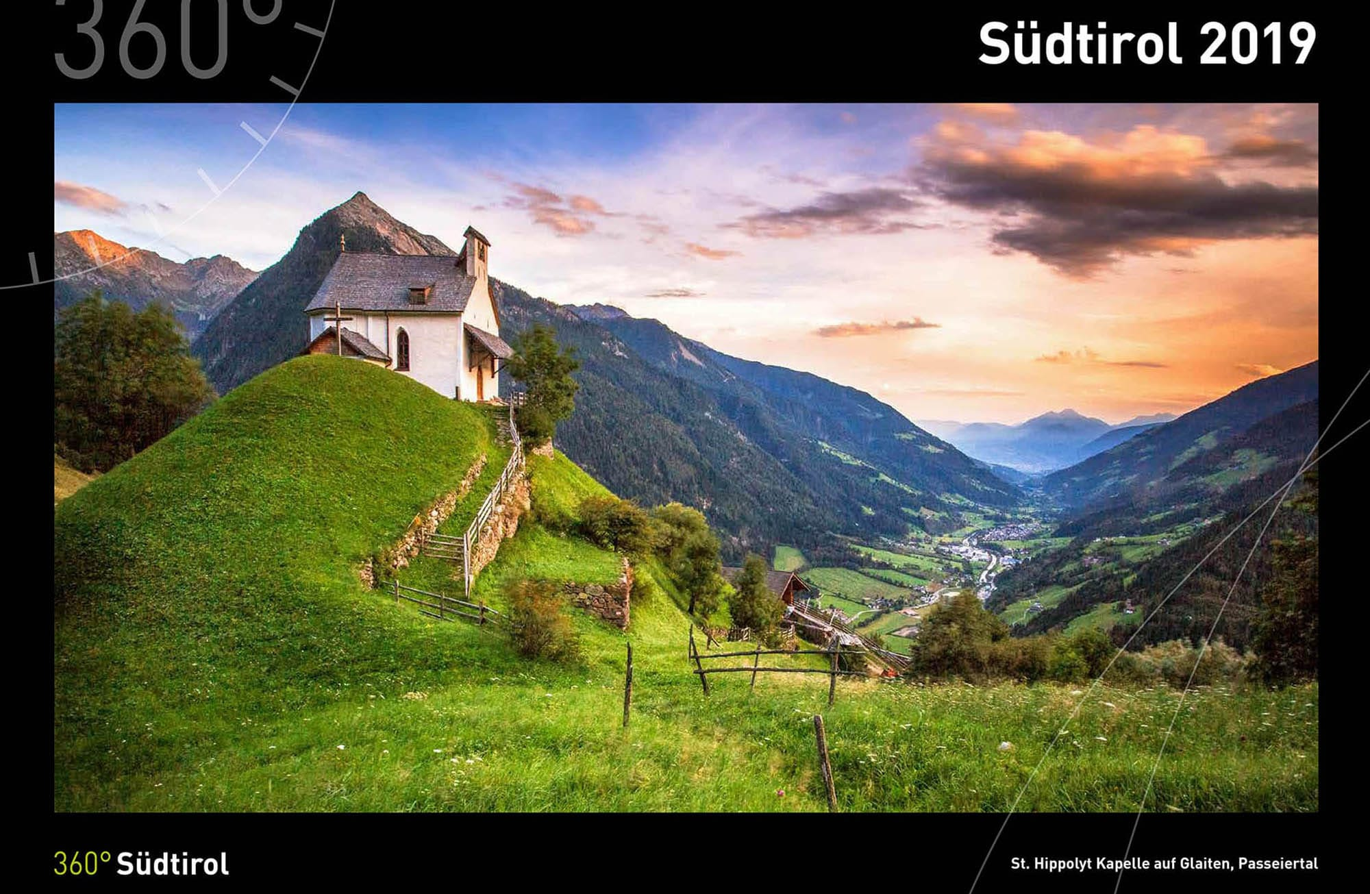 s dtirol kalender 2019 reisen wandern fotografieren. Black Bedroom Furniture Sets. Home Design Ideas