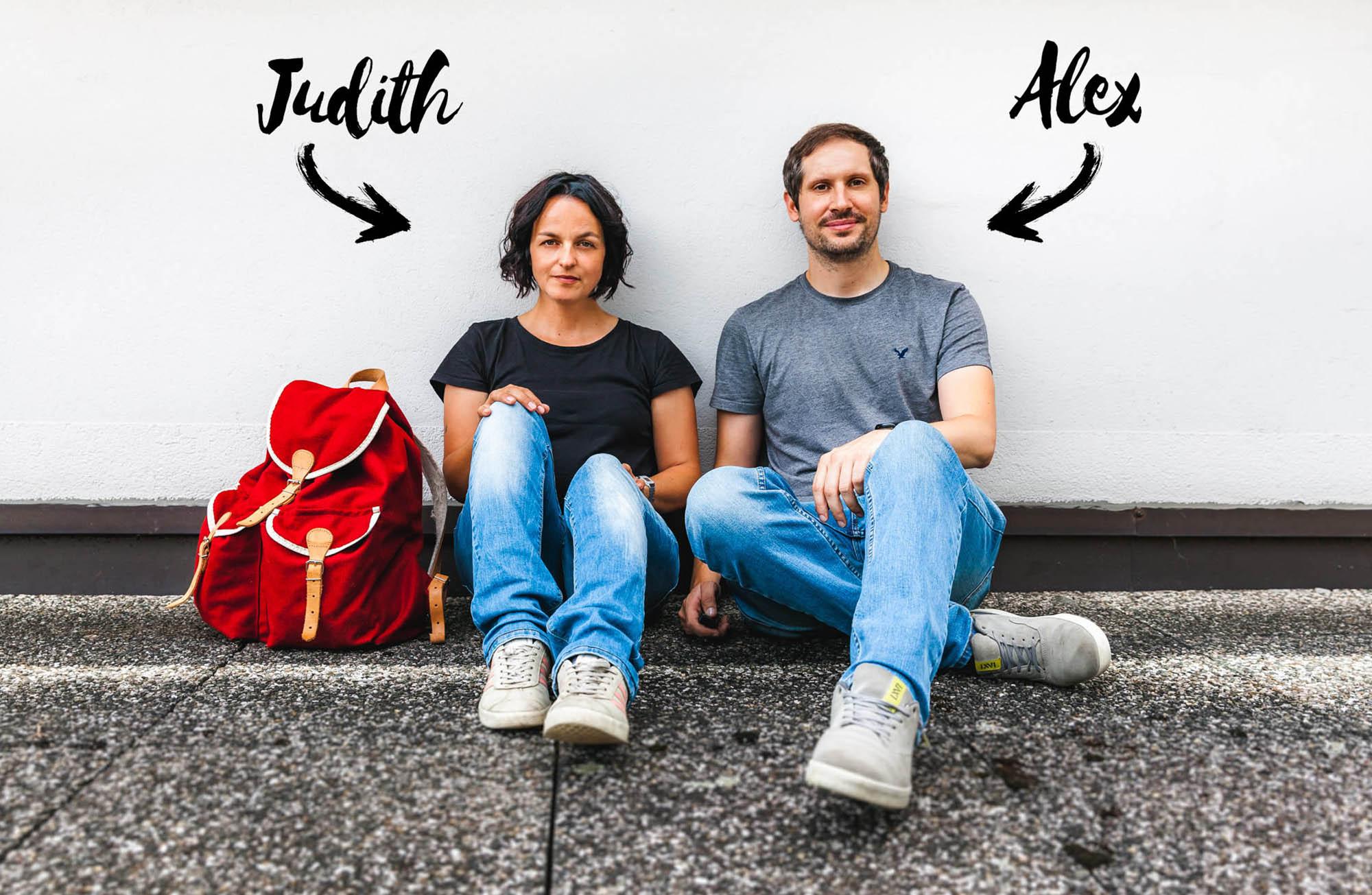 Judith-Alex-Weltreise