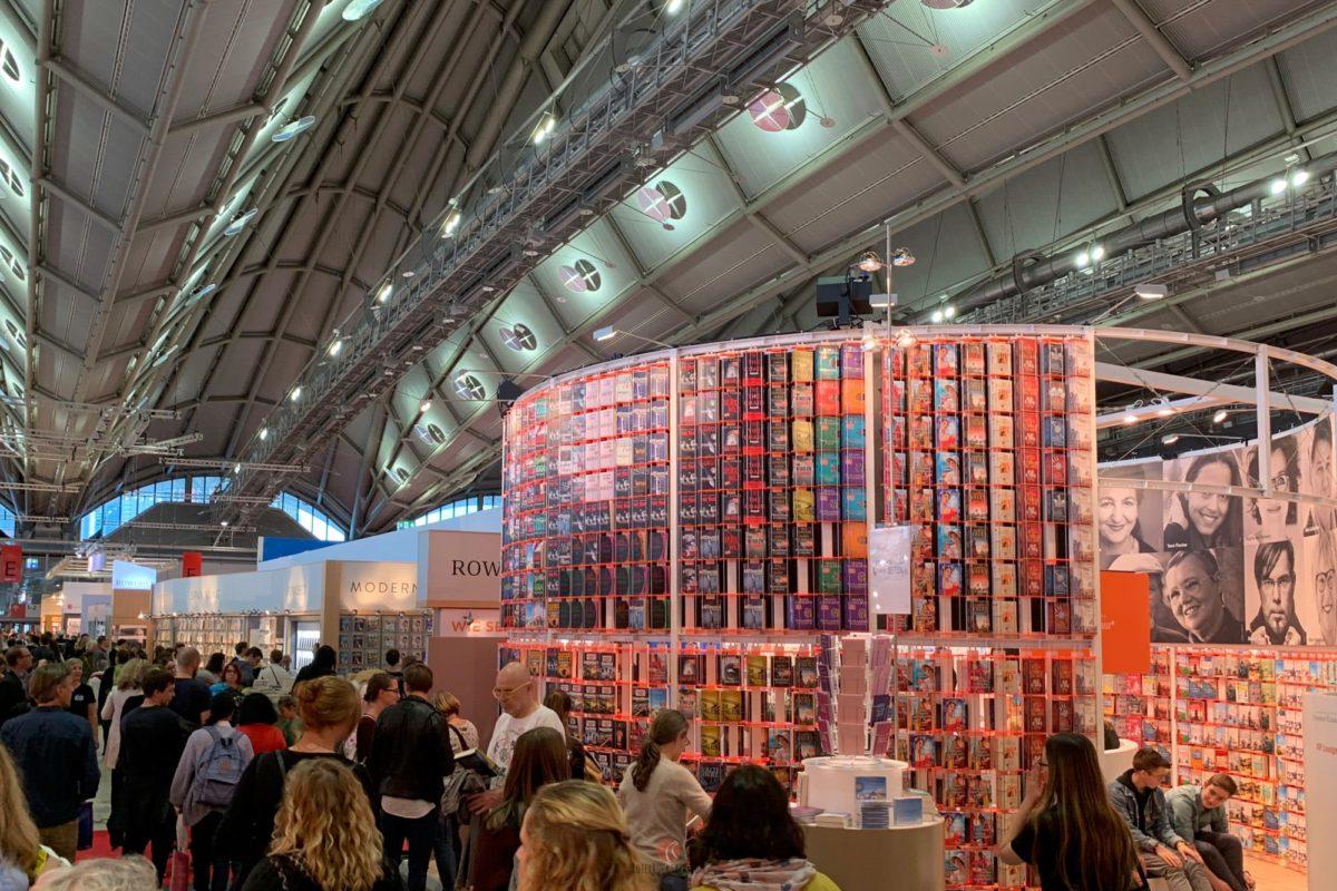 Die Frankfurter Buchmesse - Tipps und Fakten zur Messe