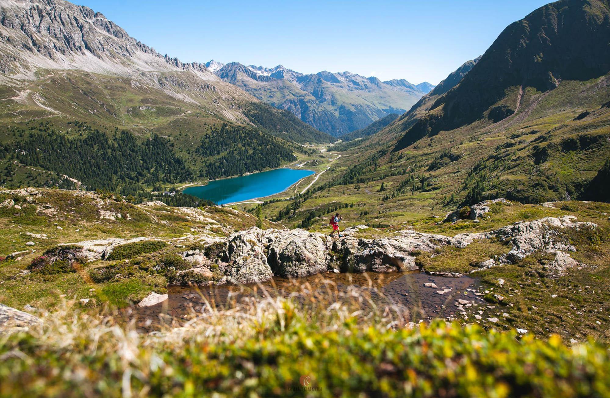2-Seen-Blick Wanderung – Wandern im Antholzertal